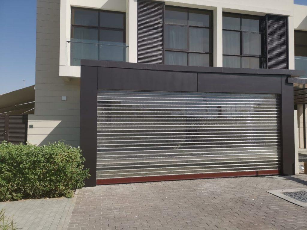 Automatic Rolling Shutter Door Damac Hills Dubai Serai
